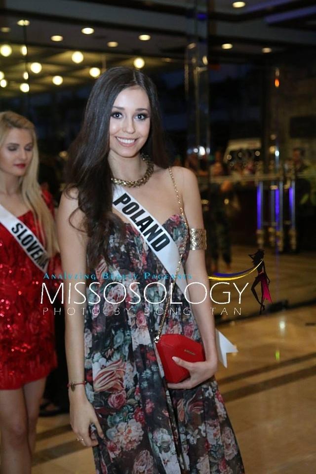 Hoa hậu Ba Lan