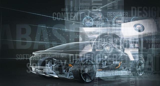 Audi và Porsche phát triển cơ sở gầm bệ chung cho xe điện - 1