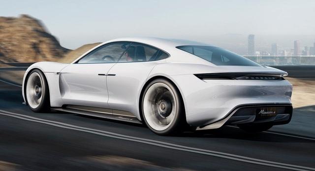 Porsche có thể sớm đoạn tuyệt với động cơ diesel - 1