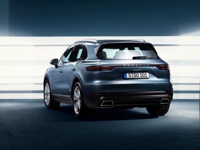 Porsche Cayenne thế hệ mới lộ diện trước giờ G - 9