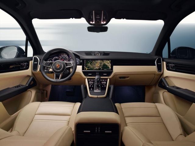Porsche Cayenne thế hệ mới lộ diện trước giờ G - 12