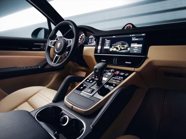 Porsche Cayenne thế hệ mới lộ diện trước giờ G - 13