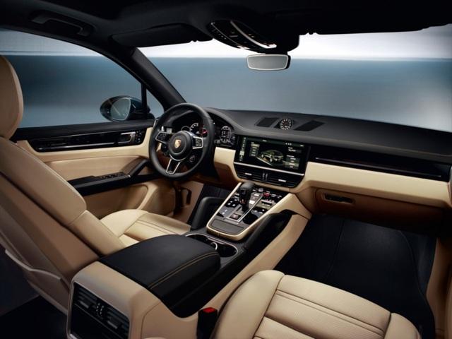 Porsche Cayenne thế hệ mới lộ diện trước giờ G - 18