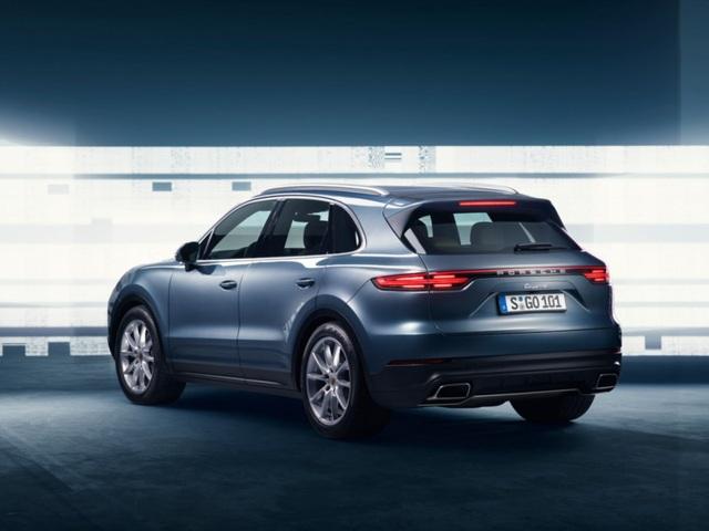 Porsche Cayenne thế hệ mới lộ diện trước giờ G - 5