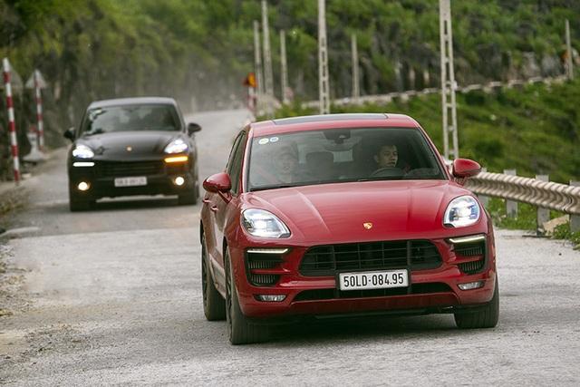 Với phiên bản mới này, Porsche một lần nữa khẳng định Macan là mẫu xe thể thao đích thực trong phân khúc SUV cỡ trung.