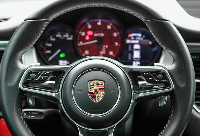 Porsche Macan GTS mới có gì để tự hào? - 7