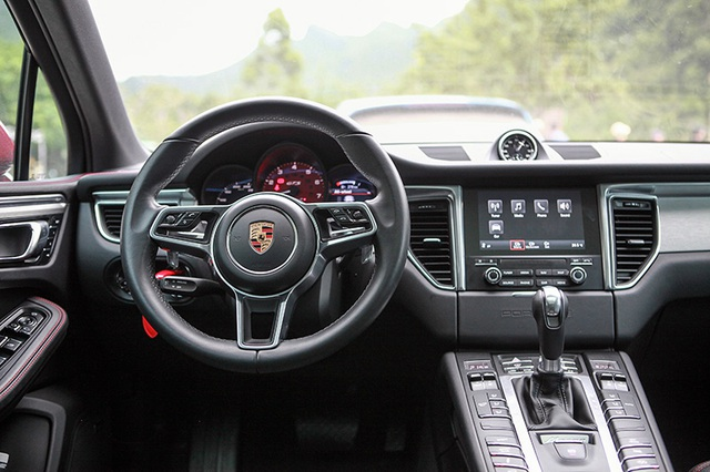 Porsche Macan GTS mới có gì để tự hào? - 4