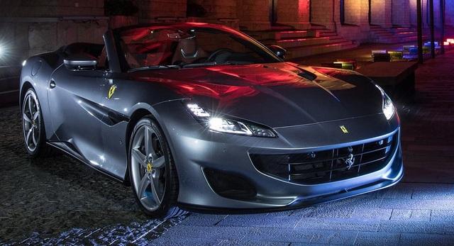 Siêu xe Ferrari ở Trung Quốc đắt gần gấp đôi tại Mỹ - 1