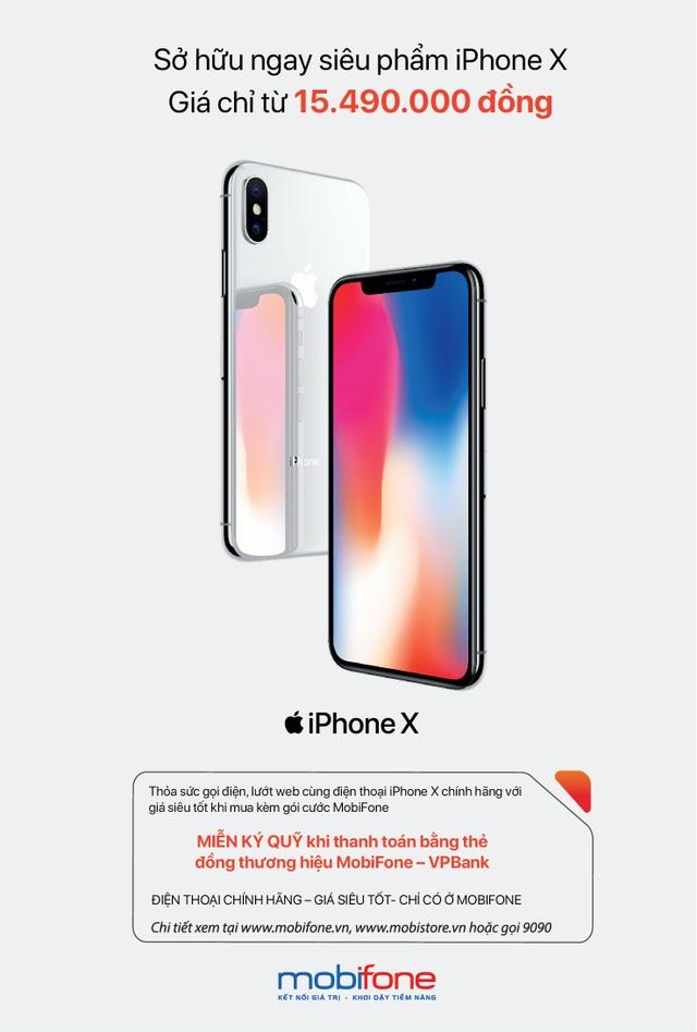"""""""Nhấp nhổm"""" chờ mua iPhone X nửa giá - 1"""