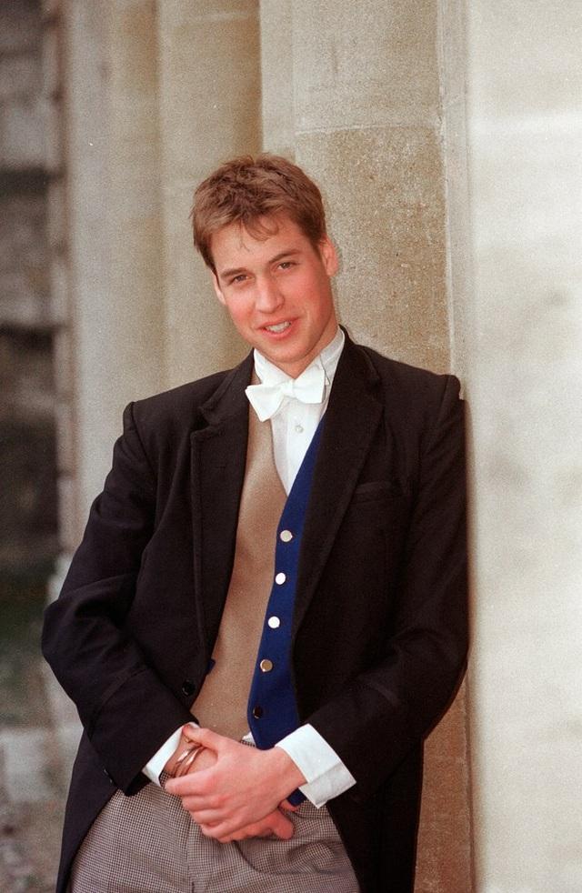 Hoàng tử William từng học Trường Eton. (Ảnh: Getty Images)