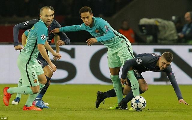 Barca quyết tâm chơi hết mình để lật ngược thế cờ tại Nou Camp