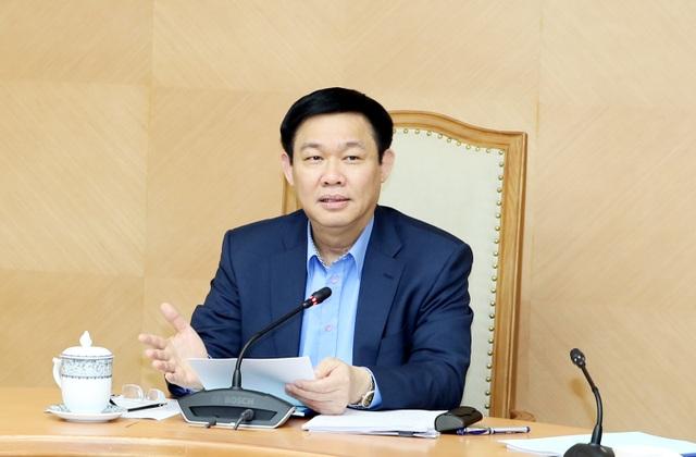Phó Thủ tướng Vương Đình Huệ yêu cầu phải xác định trách nhiệm trong cổ phần hóa DNNN.