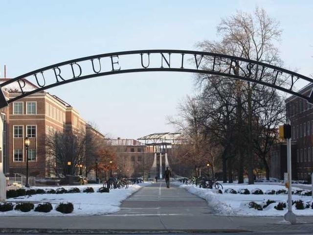 Đại học Purdue.