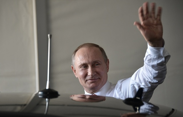 Tổng thống Vladimir Putin (Ảnh: TASS)