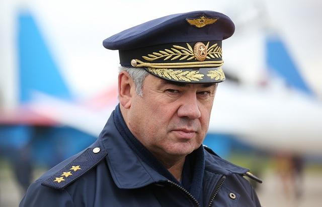 Thượng tướng Viktor Bondarev (Ảnh: TASS)
