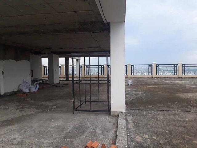 Công ty Cổ phần địa ốc Phúc Yên làm chủ đầu tư xây thêm tầng