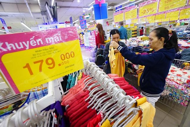 Việt Nam là thị trường béo bở mà nhiều ông lớn ngành hàng tiêu dùng muốn vào