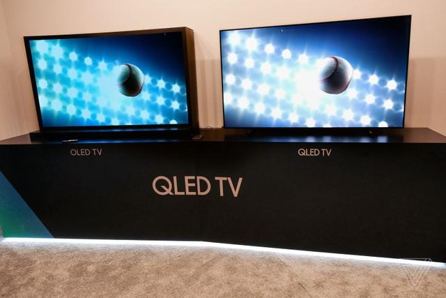 Samsung ra mắt TV sử dụng công nghệ QLED, hứa hẹn đánh bại OLED - 2