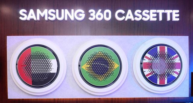 """Samsung Vina trình làng điều hòa âm trần với """"mặt nạ"""" tuỳ biến - 4"""