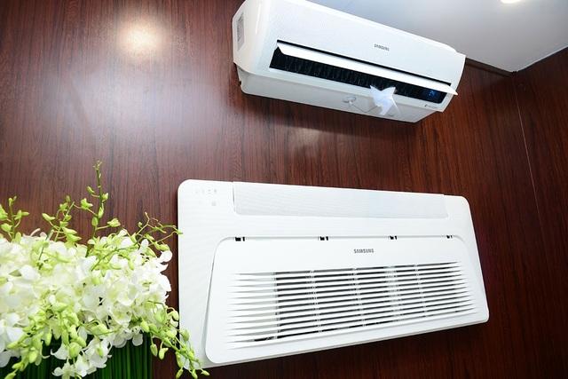 Điều hòa không khí âm trần công nghệ Wind-Free