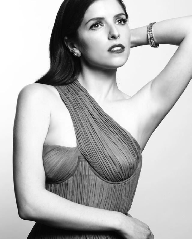 Nữ diễn viên Anna Kendrick đẹp như nữ thần.