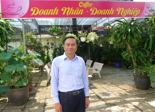 Ông Nguyễn Văn Dương, Chủ tịch tỉnh Đồng Tháp với sáng kiến cà phê doanh nhân