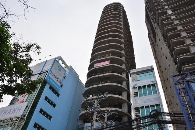 Agribank AMC sẽ đấu giá toàn bộ công trình cao ốc V-Ikon đang xây dựng dở dang tại số 129A-131-131A-133-135A-153/33 đường Điện Biên Phủ do Công ty TNHH Việt Thuận Thành đầu tư