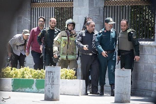 Giới chức Iran cho biết họ đã ngăn chặn một vụ tấn công thứ ba