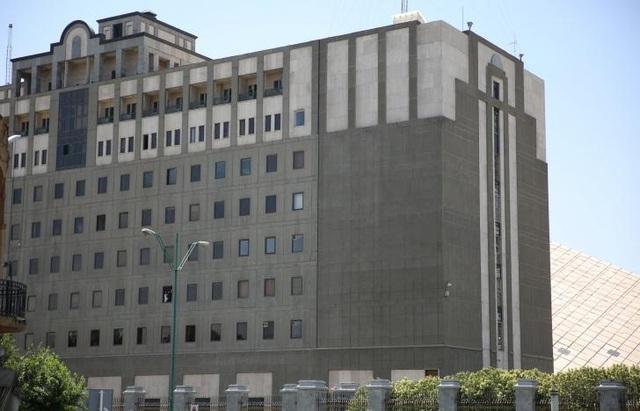 Tòa nhà quốc hội Iran (Ảnh: Reuters)