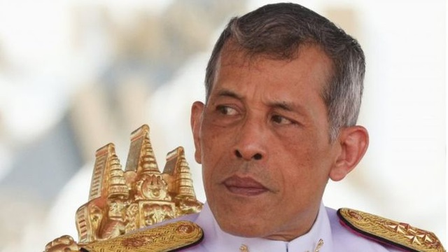 Quốc vương Thái Lan Maha Vajiralongkorn (Ảnh: Reuters)