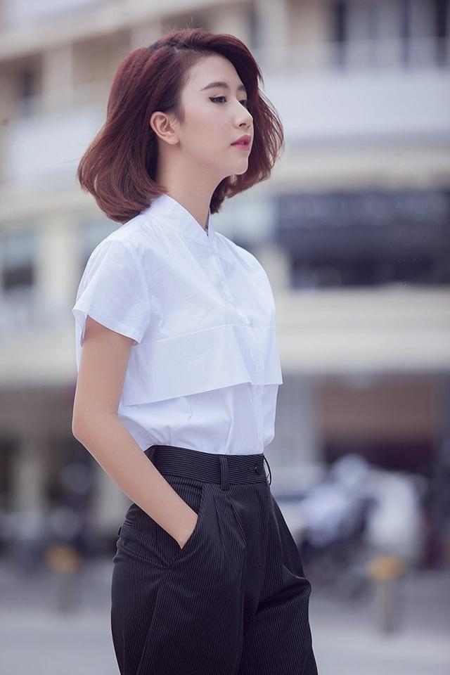 Quỳnh Anh Shyn thường xuyên thay đổi phong cách.