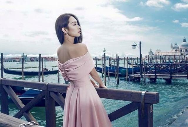 Quỳnh Thy vẫn tin vào những điều tốt đẹp, nhiệm màu của tình yêu trong showbiz.