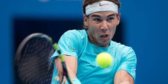 Nadal có chiến thắng nhưng rất vất vả