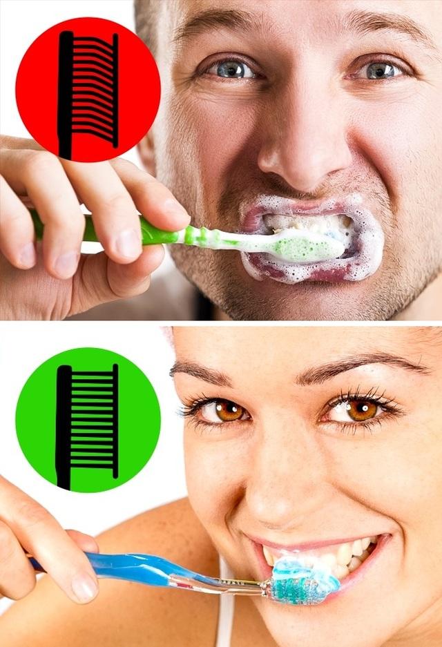 8 sai lầm phổ biến khi chăm sóc răng - 1