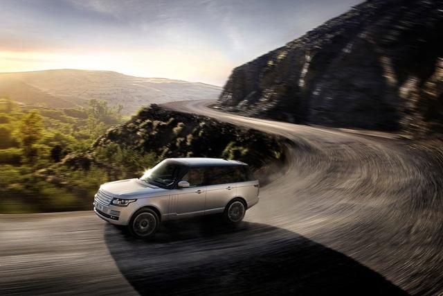 Điều gì làm nên biểu tượng Land Rover? - 1