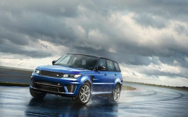 Điều gì làm nên biểu tượng Land Rover? - 5