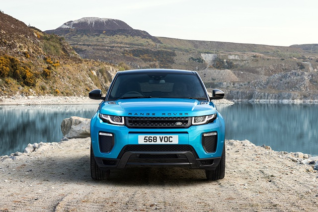 Land Rover Evoque có thêm phiên bản giới hạn - 1