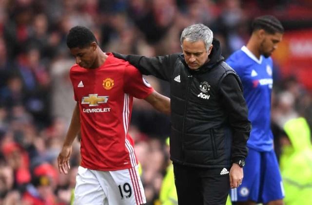HLV Mourinho cảm thấy Rasfhord luôn cháy hết mình mỗi khi ra sân
