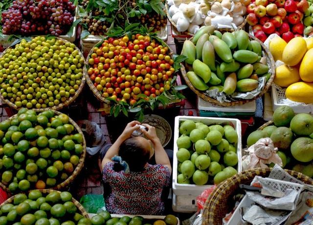 Rau quả Thái đang ồ ạt vào Việt Nam, đánh dạt rau quả Trung Quốc (ảnh minh hoạ)