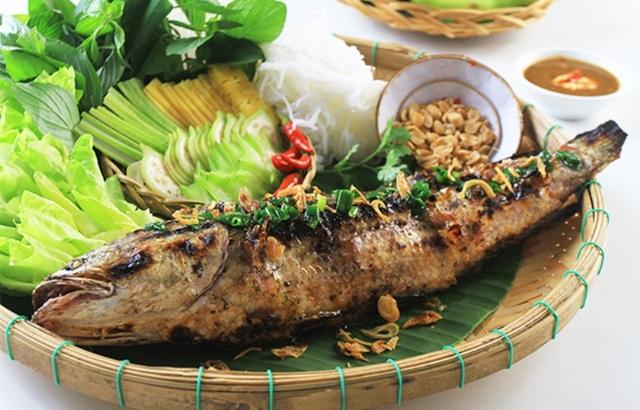 Chỉ riêng cá tràu ở vùng núi đá vôi Hoa Lư, Ninh Bình mới có được thứ thịt thơm, dai, ngọt đặc trưng.