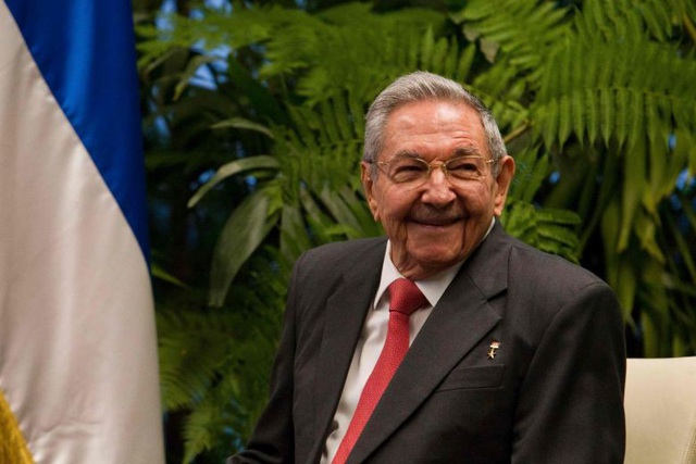 Chủ tịch Cuba Raul Castro (Ảnh: AFP)