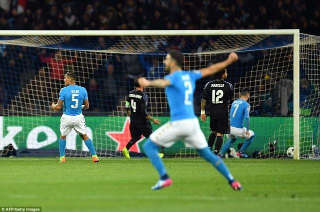 Đại diện Italia đã chơi tưng bừng và chơi ấn tượng hơn ở hiệp 1