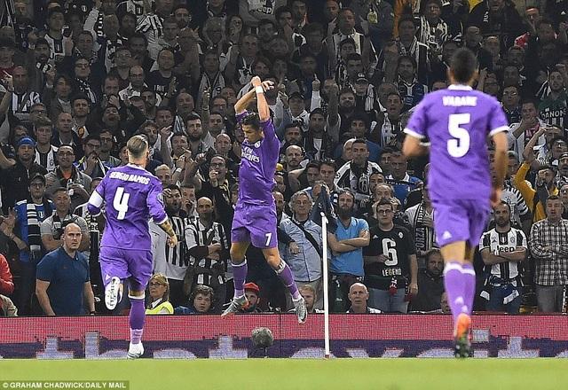 Sự trở lại của C.Ronaldo sẽ tăng cường sức mạnh cho Real Madrid