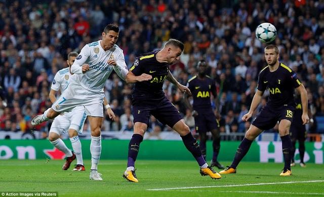 Real Madrid chờ đợi nhiều vào sự ổn định của C.Ronaldo tại Champions League