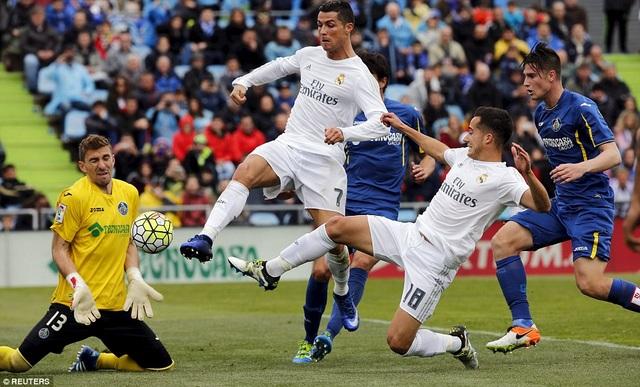 Real Madrid chờ đợi nhiều vào sự tỏa sáng của C.Ronaldo