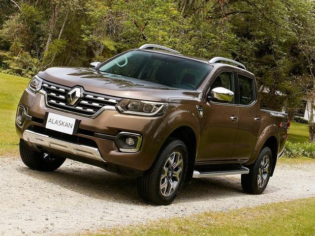 Xe bán tải Nissan sẽ dùng cơ sở gầm bệ Mitsubishi - 2
