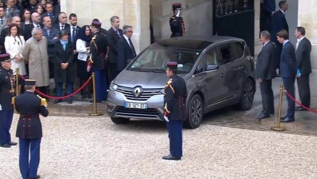 Tân tổng thống Pháp dùng xe gì trong lễ nhậm chức? - 1