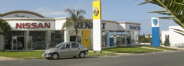 Renault-Nissan - Mô hình liên minh chuẩn cho ngành ô tô - 2