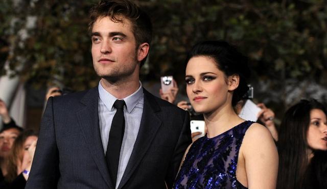 Robert Pattinson và Kristen Stewart chia tay vào năm 2013.
