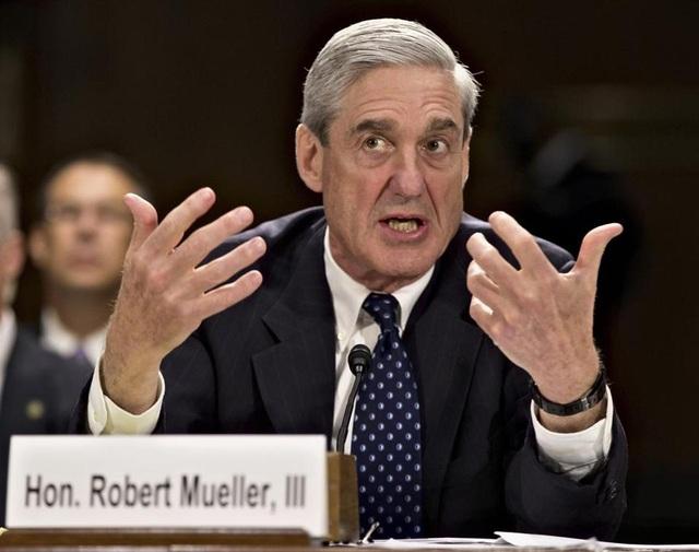 Công tố viên đặc biệt Robert Mueller. (Ảnh: AFP)